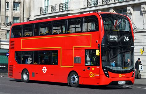 London Bus Routes | Route 74: Baker Street Station