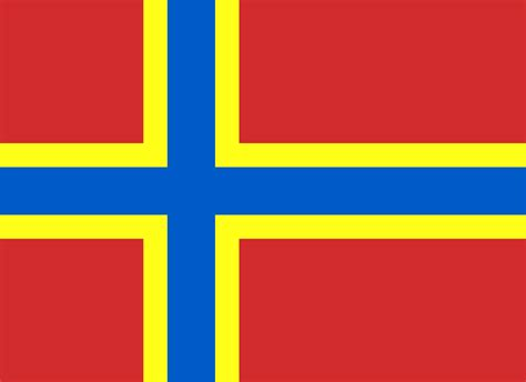 The Flag of The Faroe Islands a less well known Nordic
