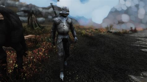Gothic plate armor - Downloads - Skyrim Non Adult Mods
