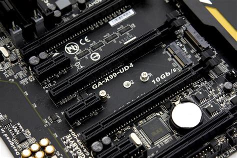 Gigabyte X99 UD4 Motherboard Review - Performance M